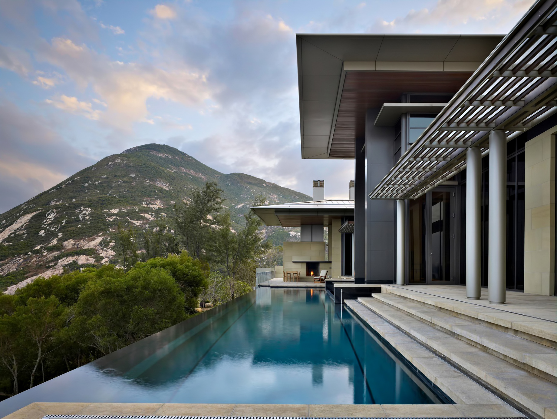 Hong Kong Luxury Villa – Shek O, Hong Kong, China