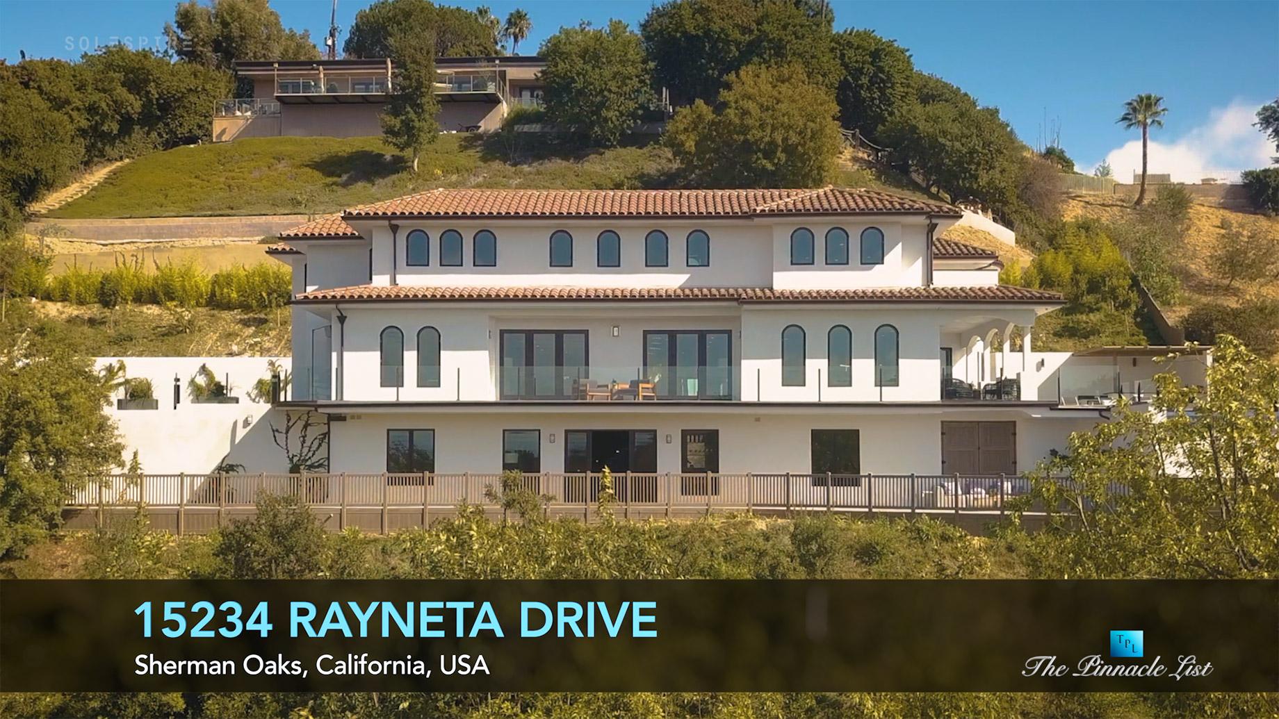 15234 Rayneta Dr, Sherman Oaks, California, USA