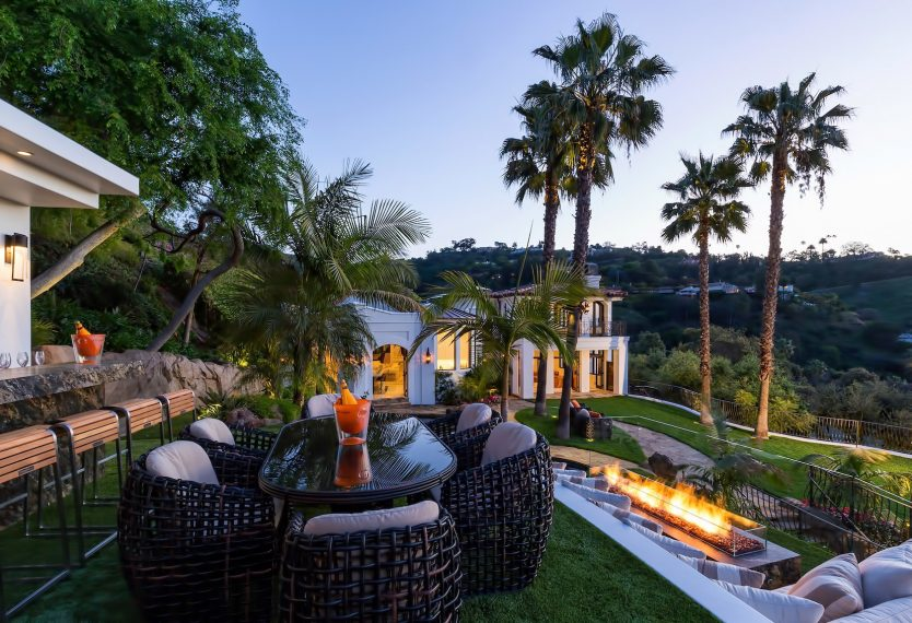 Cielo Luxury Retreat - 10048 Cielo Dr, Beverly Hills, CA, USA