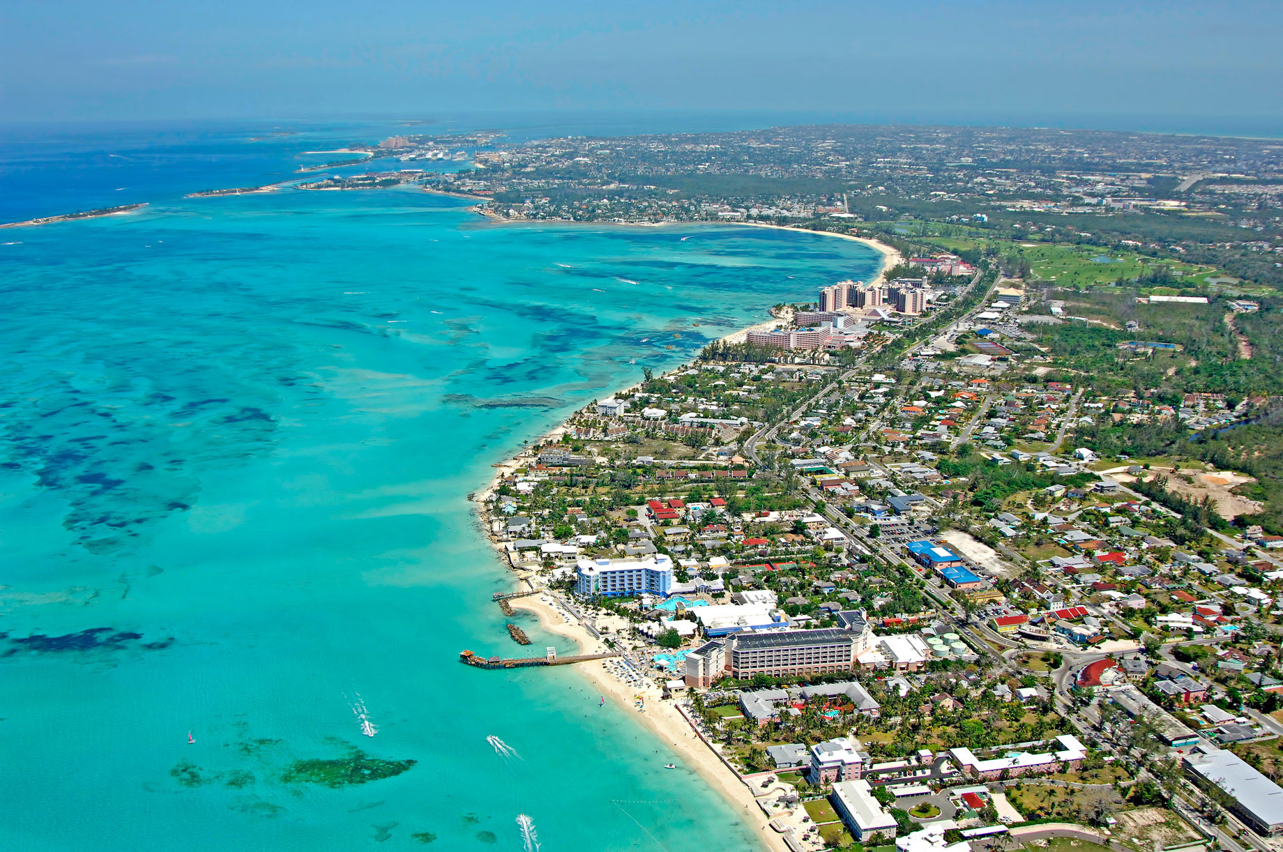 Nassau, Bahamas - Popular Second Home Locations for Professional Gamblers