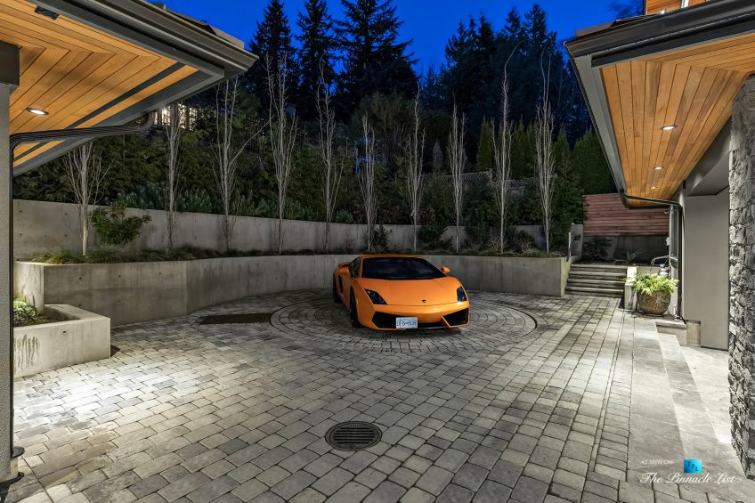 Luxury Real Estate - 3161 Westmount Place, West Vancouver, BC, Canada