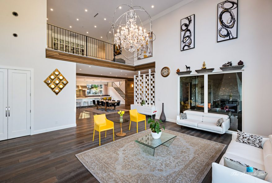 1083 Uplands Dr, Anmore, BC, Canada - Living Room - Luxury Real Estate - Greater Vancouver West Coast Modern Home