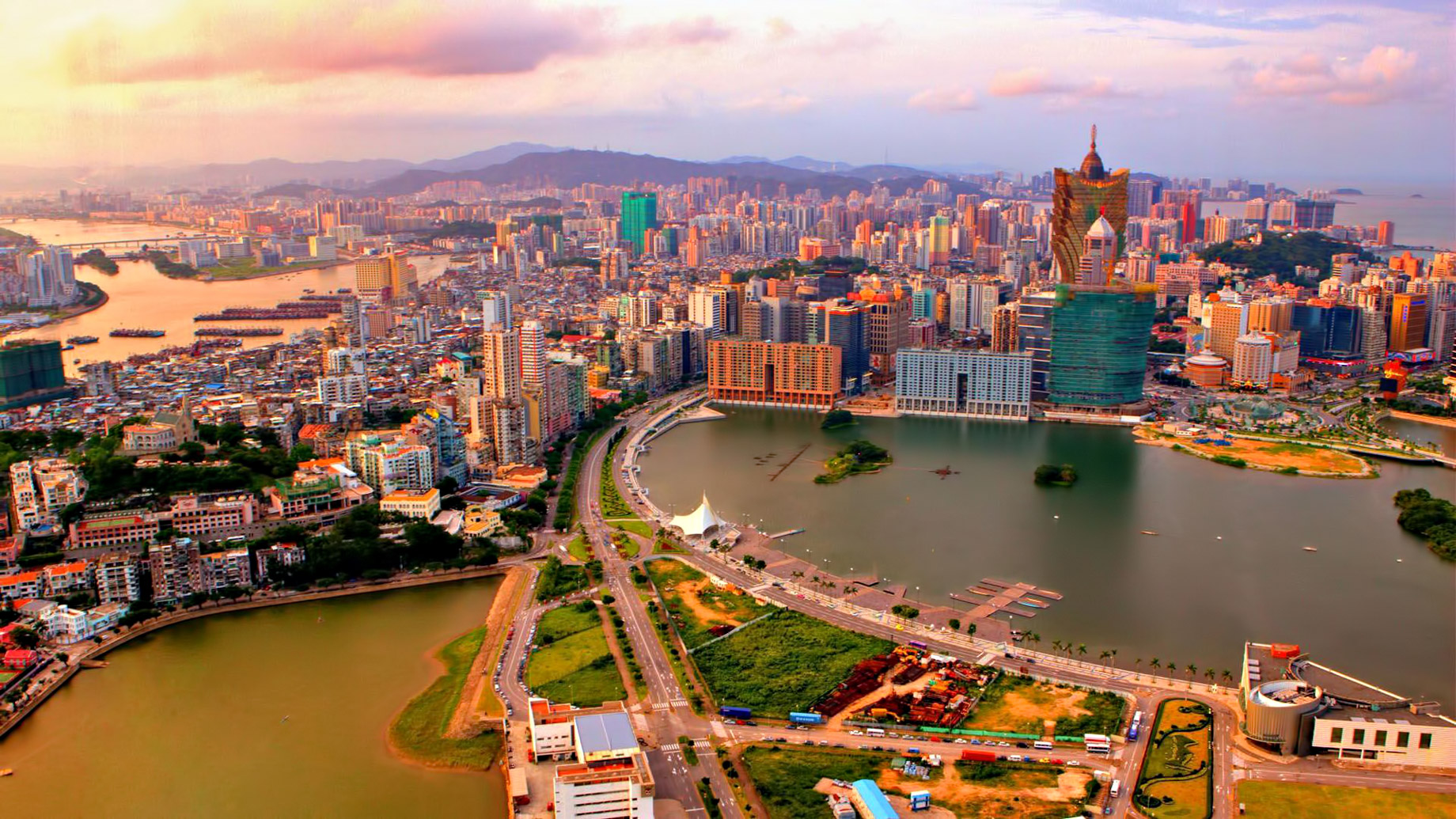Macau, China - Popular Second Home Locations for Professional Gamblers