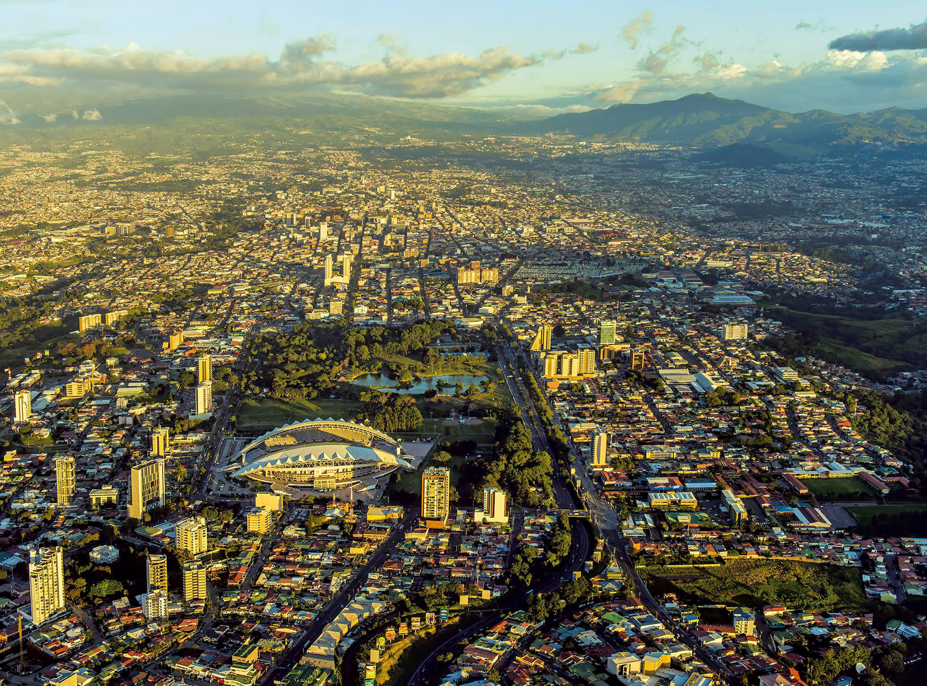 San Jose, Costa Rica - Popular Second Home Locations for Professional Gamblers