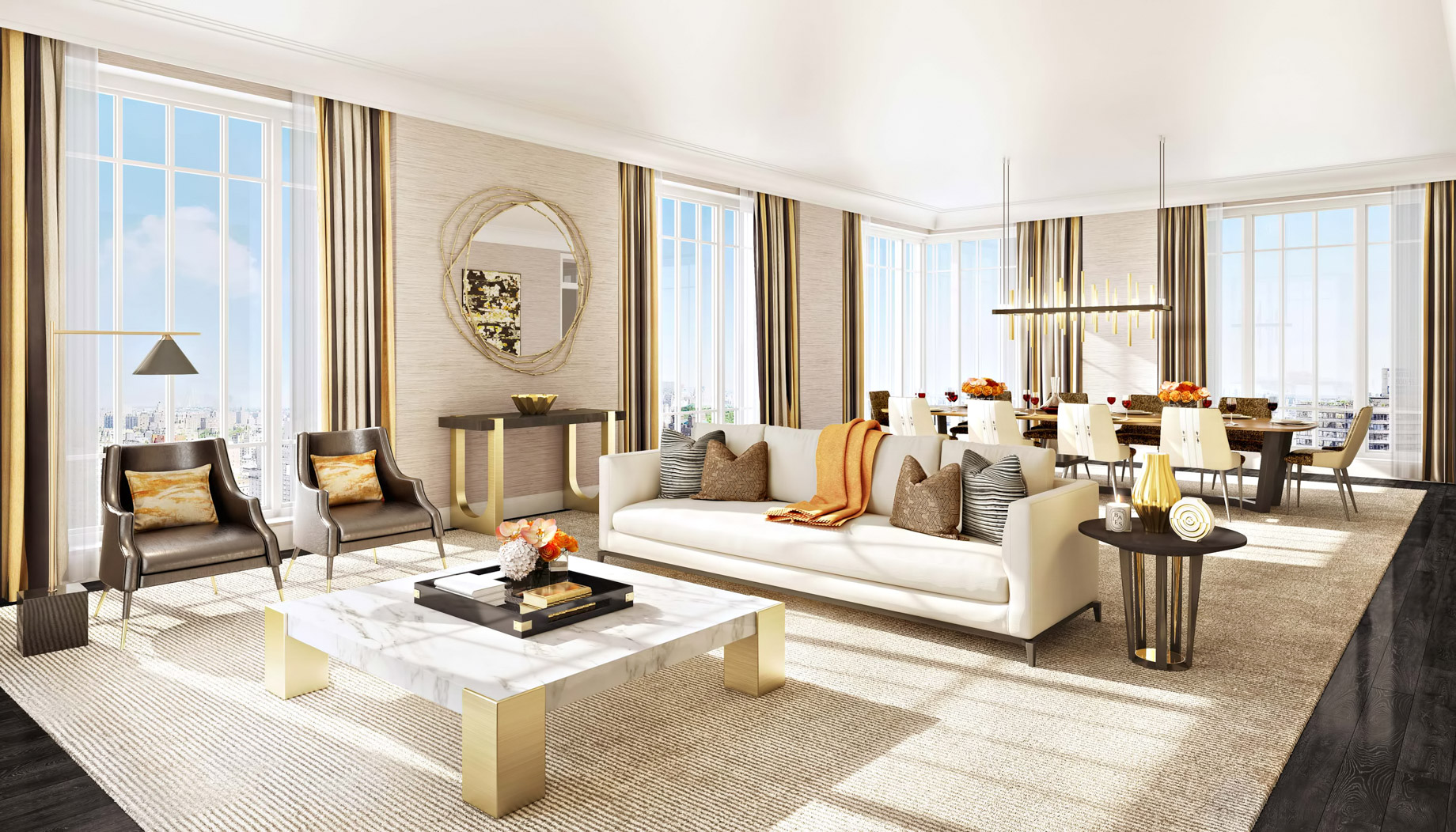 The Kent Upper East Side Luxury Condo Apartments - 200 E 95th St, New York, NY, USA