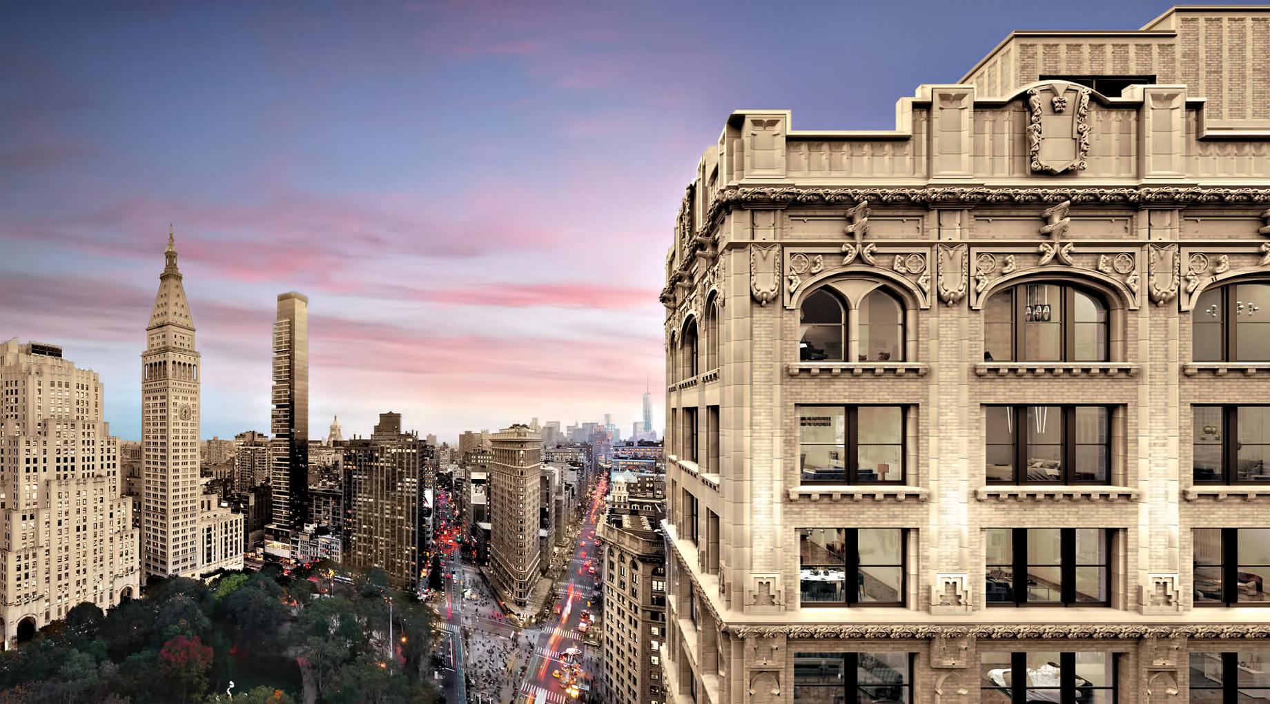 212 Fifth Avenue Luxury Condo Apartments - 212 5th Ave, New York, NY, USA