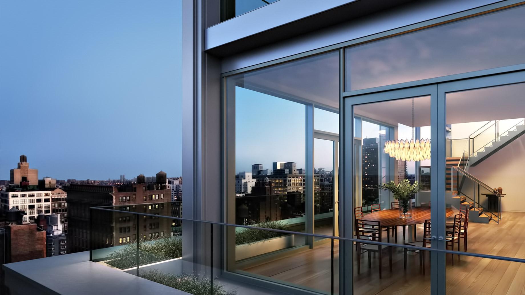 21 East 12th Street Luxury Condo Apartments - 21 E 12th St, New York, NY, USA