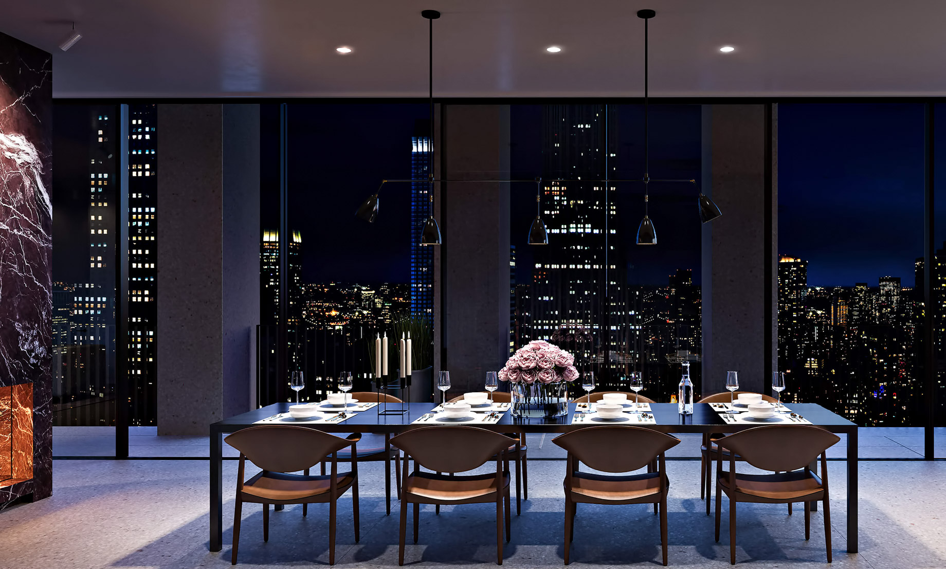 The Bryant Midtown Luxury Condo Apartments - 16 W 40th St, New York, NY, USA