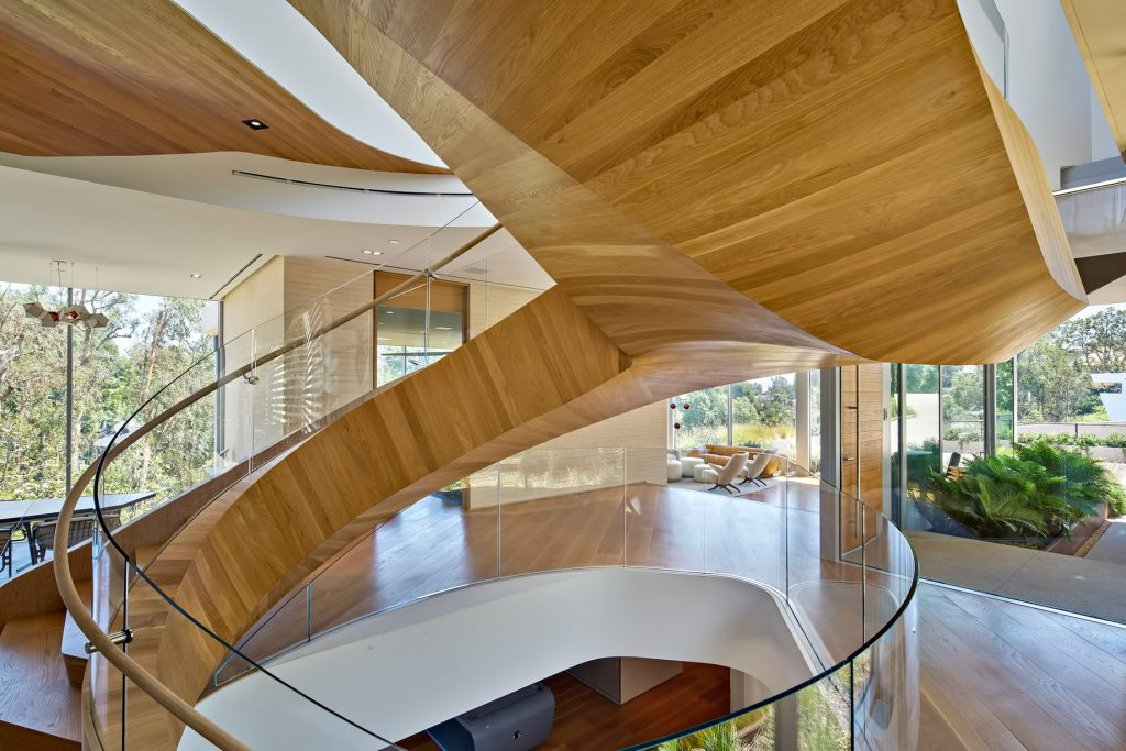 Tree Top Residence - North Barrington Ave, Los Angeles, CA, USA