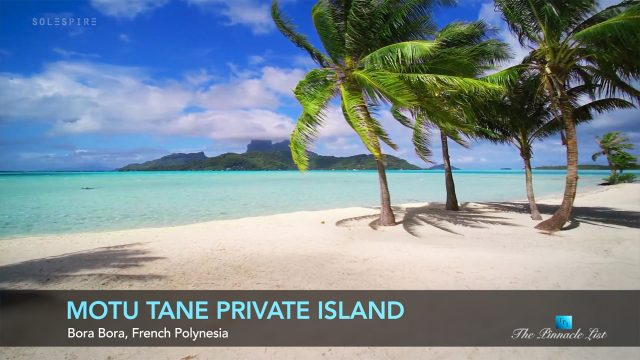Motu Tane Private Island - Bora Bora, French Polynesia - Luxury Real Estate
