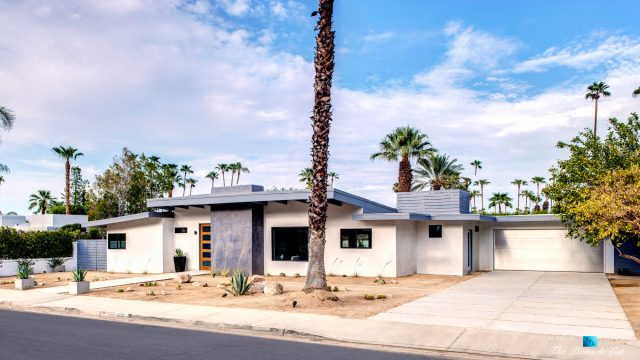 1672 S Calle Rolph, Palm Springs, CA, USA