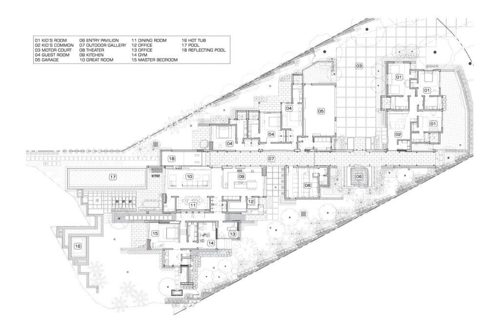 Floor Plans - Kona Luxury Residence - 230 Kahikole St, Kailua-Kona, HI, USA