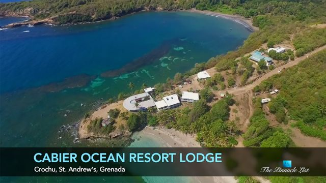 Caribbean Luxury Resort - Cabier Ocean Lodge - Crochu, St. Andrew's, Grenada - Luxury Travel