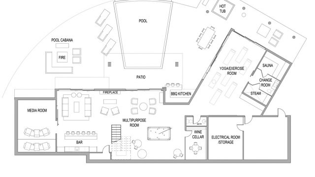 Floor Plans - 1080 Uplands Drive, Anmore, BC, Canada