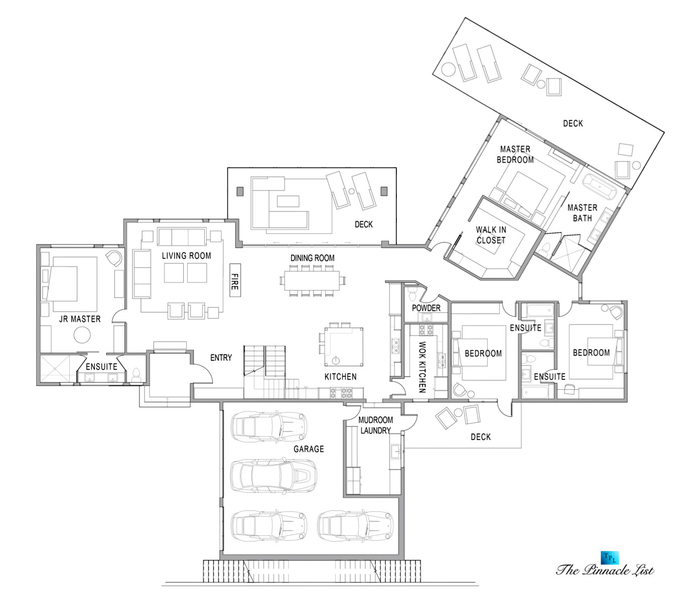 Floor Plans – 1080 Uplands Drive, Anmore, BC, Canada