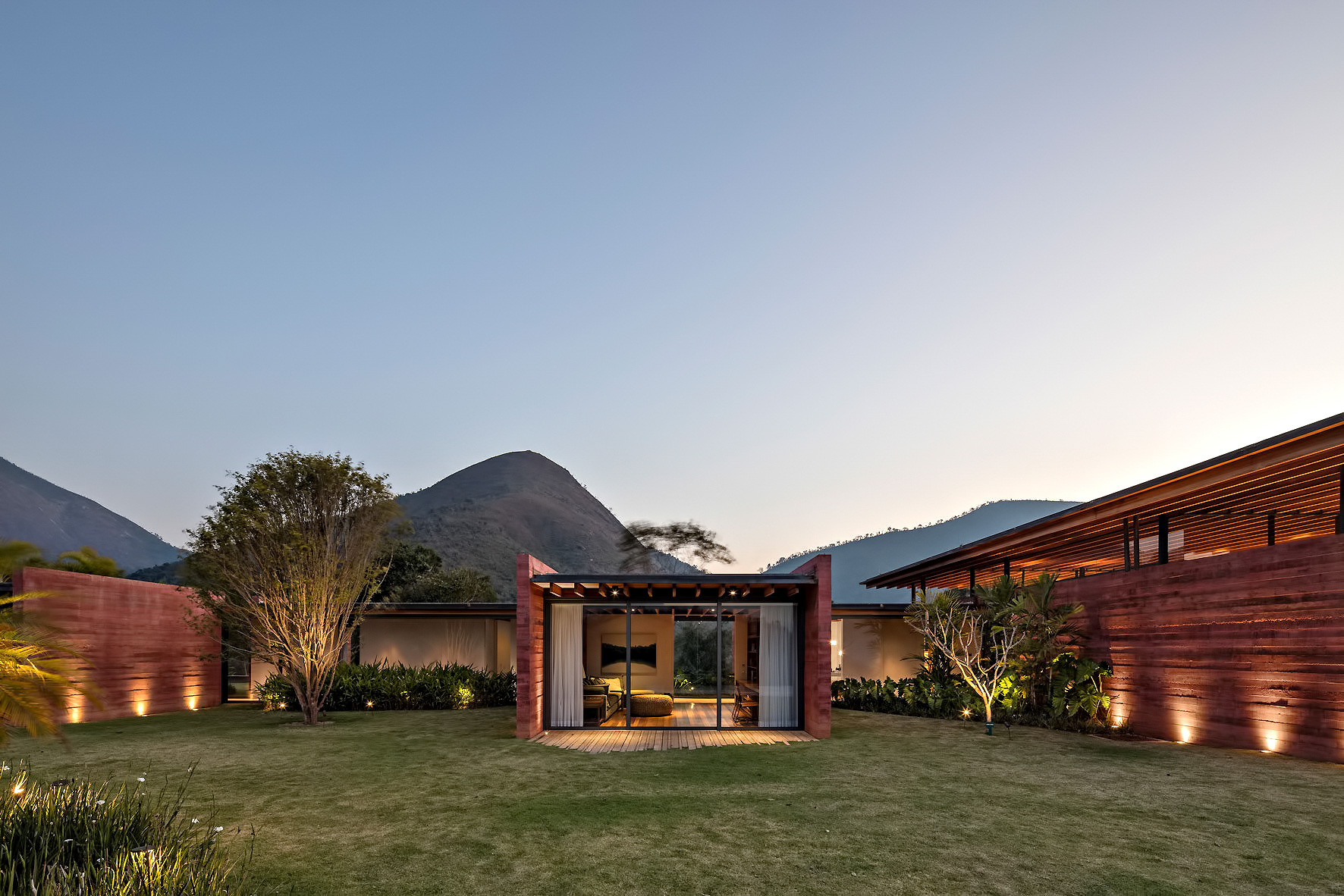 Casa Terra Residence - Itaipava, Petrópolis, Rio de Janeiro, Brazil