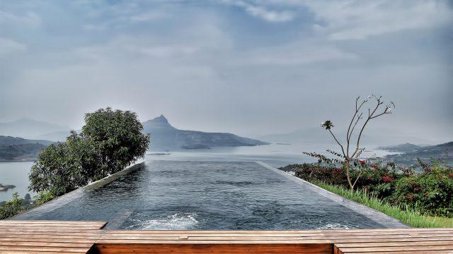 Lake Pawna Gabion House - Lonavala, Pune, Maharashtra, India