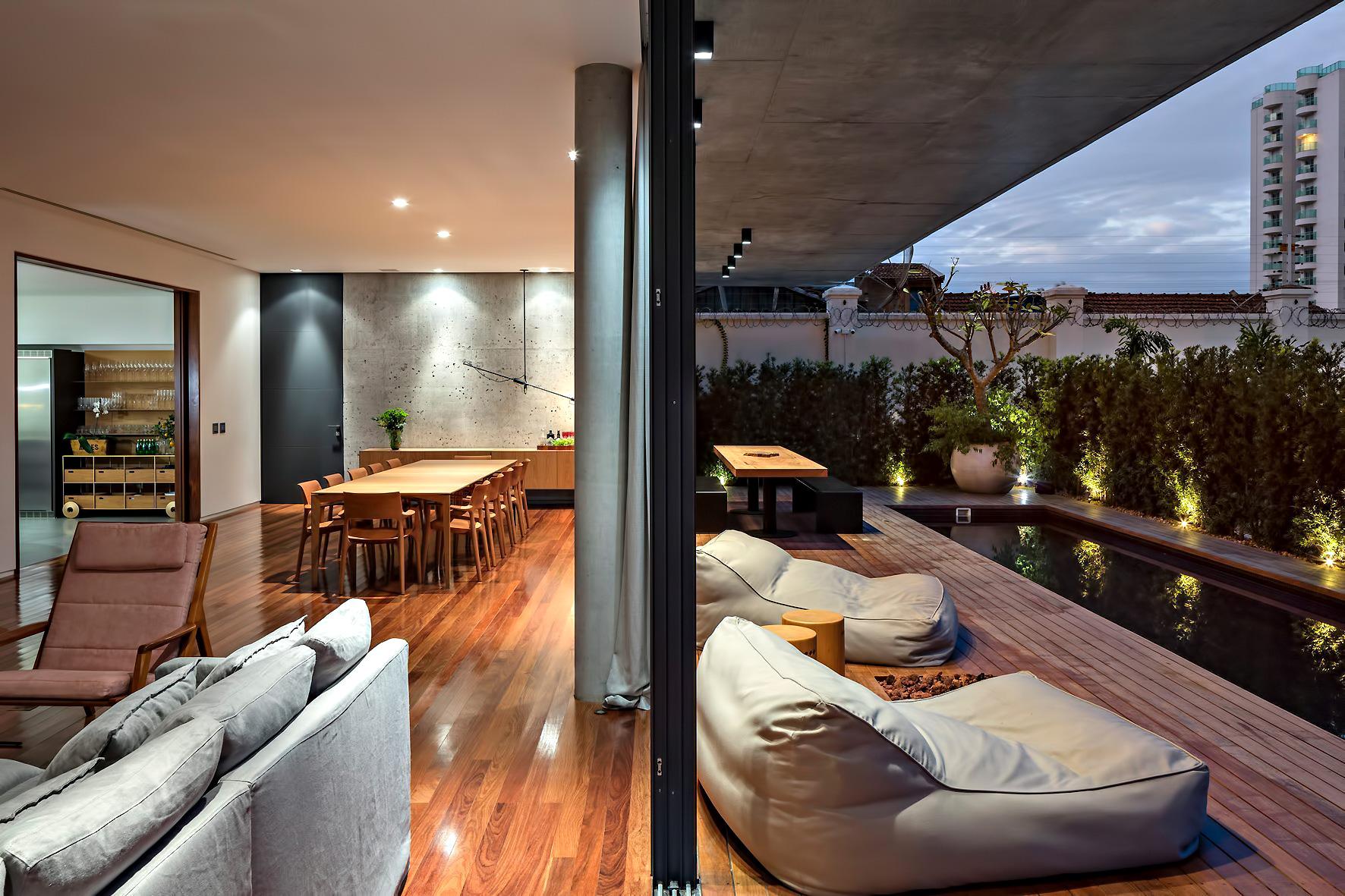 Casa Bravos Luxury Residence - Itajai, Santa Catarina, Brazil