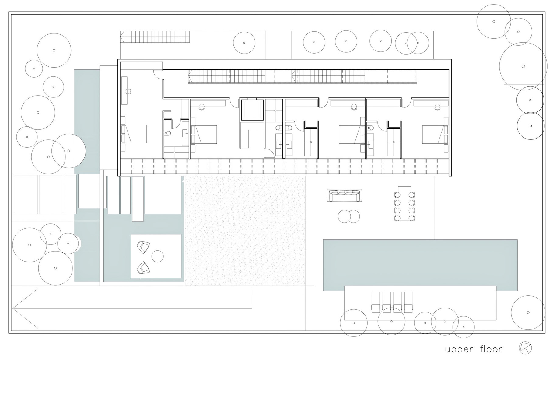 Floor Plan - S House Luxury Residence - Hertsliya, Tel Aviv, Israel