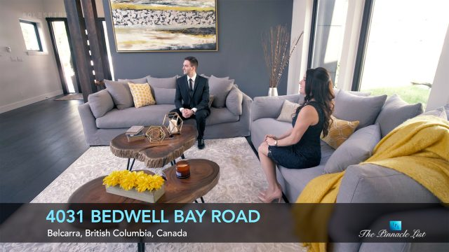 4031 Bedwell Bay Rd, Belcarra, BC, Canada - Marcus Anthony & Andrea Jauck - Luxury Real Estate - Video