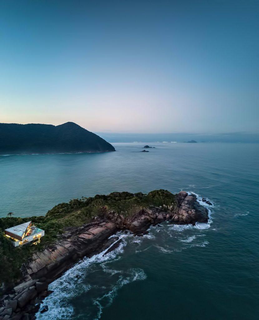 Casa Peninsula Luxury Residence - Guarujá, São Paulo, Brazil