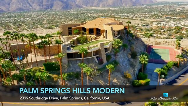 Palm Springs Hills Modern Luxury Home - 2399 Southridge Dr, Palm Springs, CA, USA - Luxury Real Estate - Video