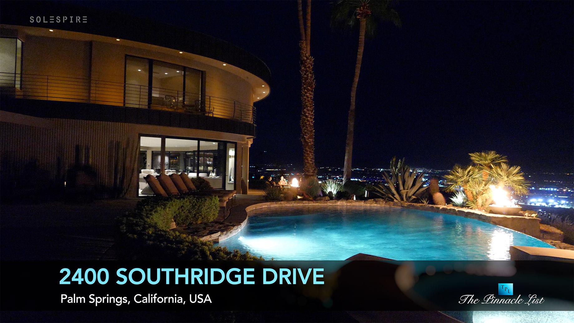 2400 Southridge Dr, Palm Springs, California - Marcus Anthony & Josh Reef - Luxury Real Estate - Video