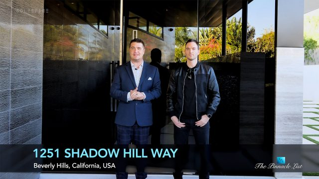 1251 Shadow Hill Way, Beverly Hills, CA, USA - Joseph Ferrugio Design Story - Marcus Anthony - Luxury Real Estate - Video