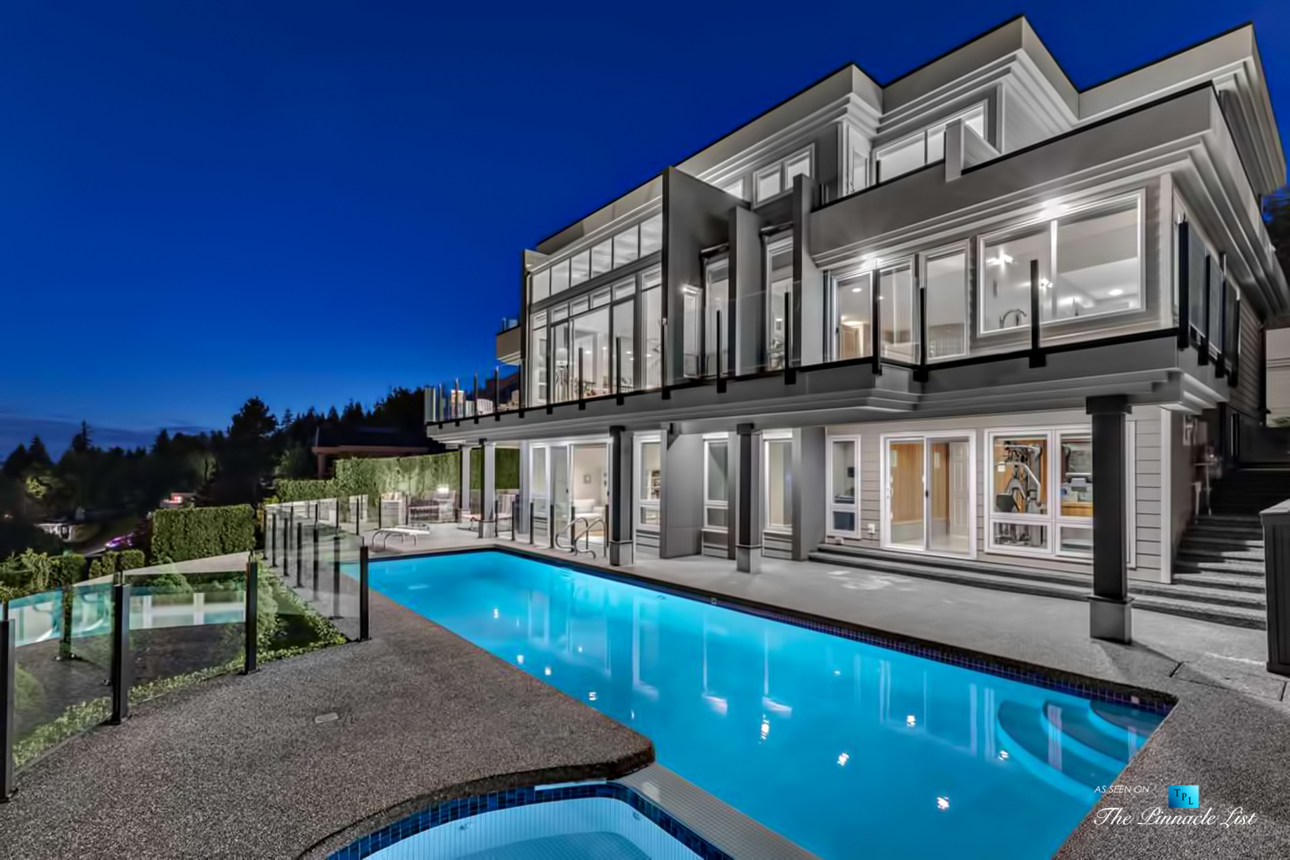 Luxury Real Estate -  2543 Westhill Drive, West Vancouver, BC, Canada