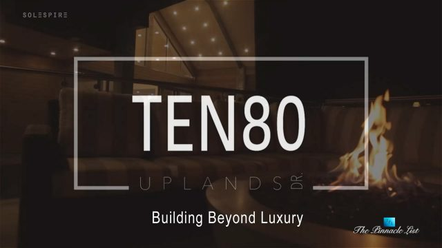 TEN80 Beyond Luxury - 1080 Uplands Drive, Anmore, BC, Canada - Luxury Real Estate - Video