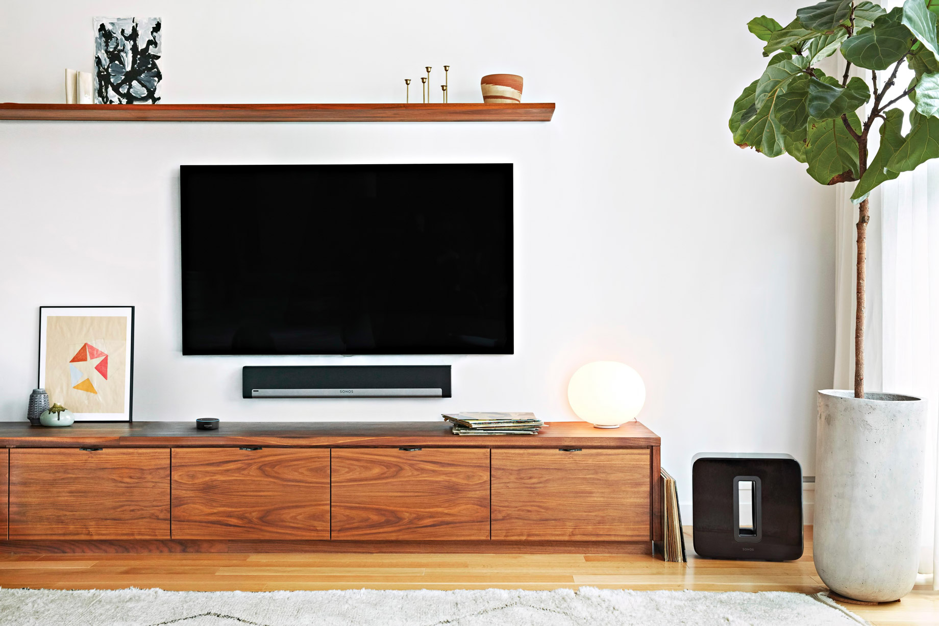 Sound Bar - New Home Trends - Ideal Luxury Products For Your House This Winter