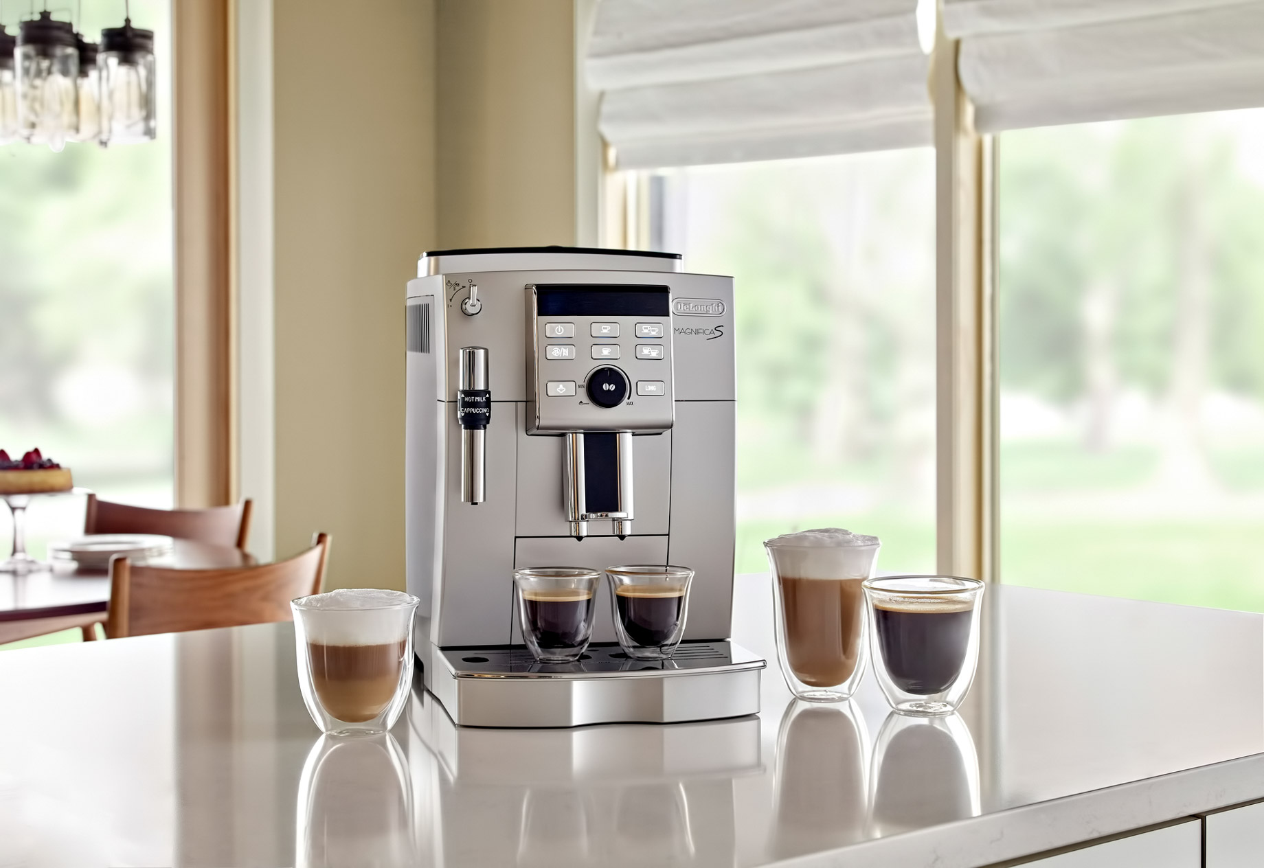 Coffee Maker - New Home Trends - Ideal Luxury Products For Your House This Winter