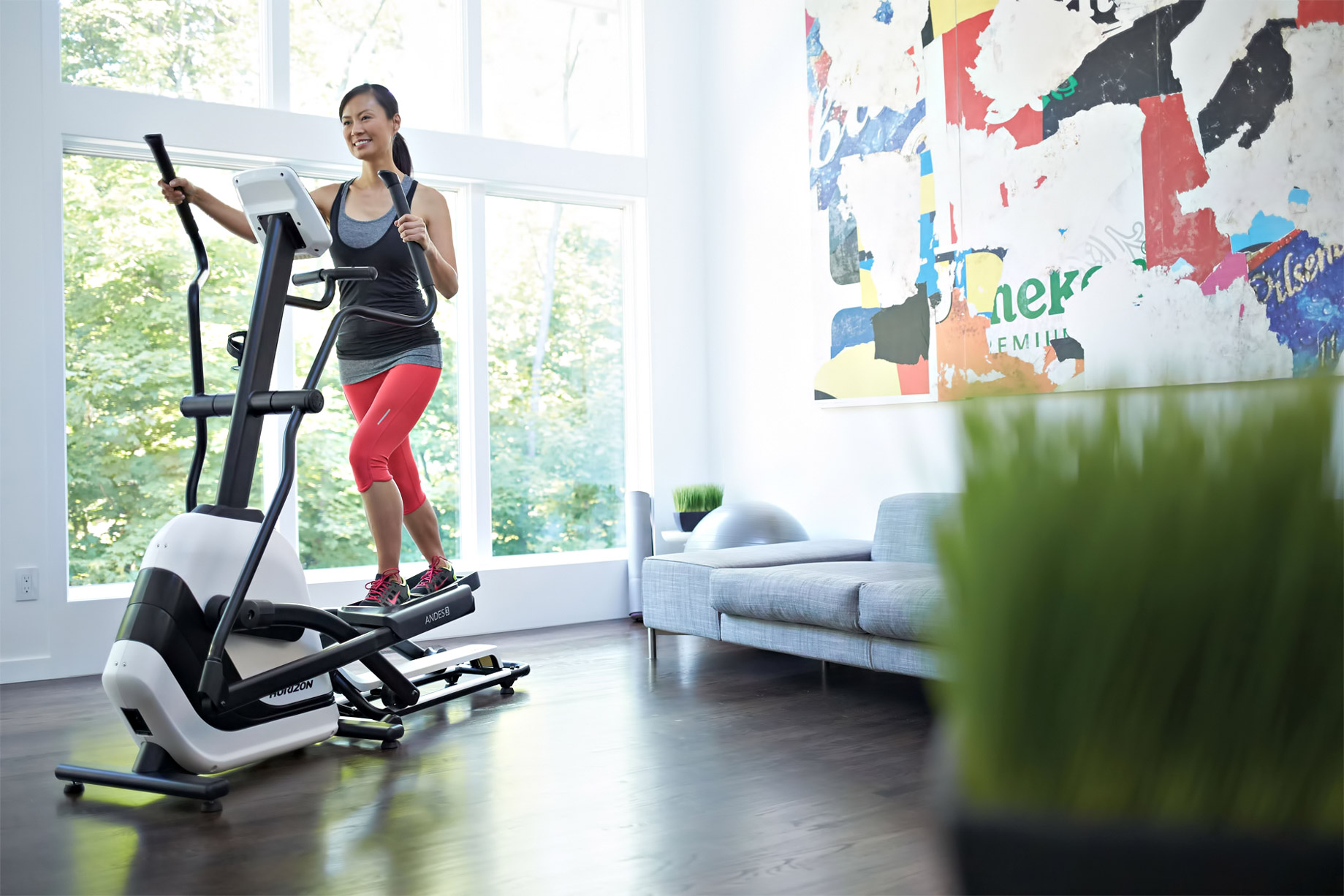 Cross Trainer - New Home Trends - Ideal Luxury Products For Your House This Winter