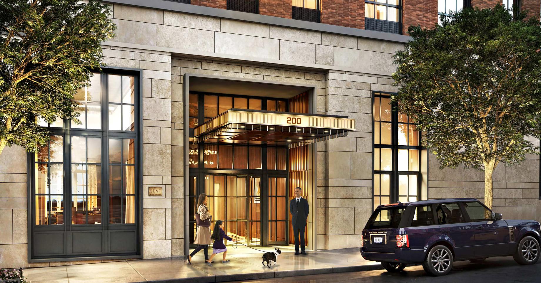 The Kent NYC - 24-7 Doorman and Concierge