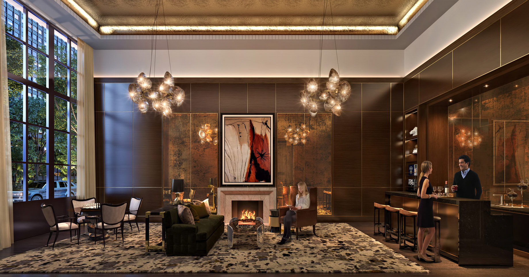 The Kent NYC - The Drawing Room