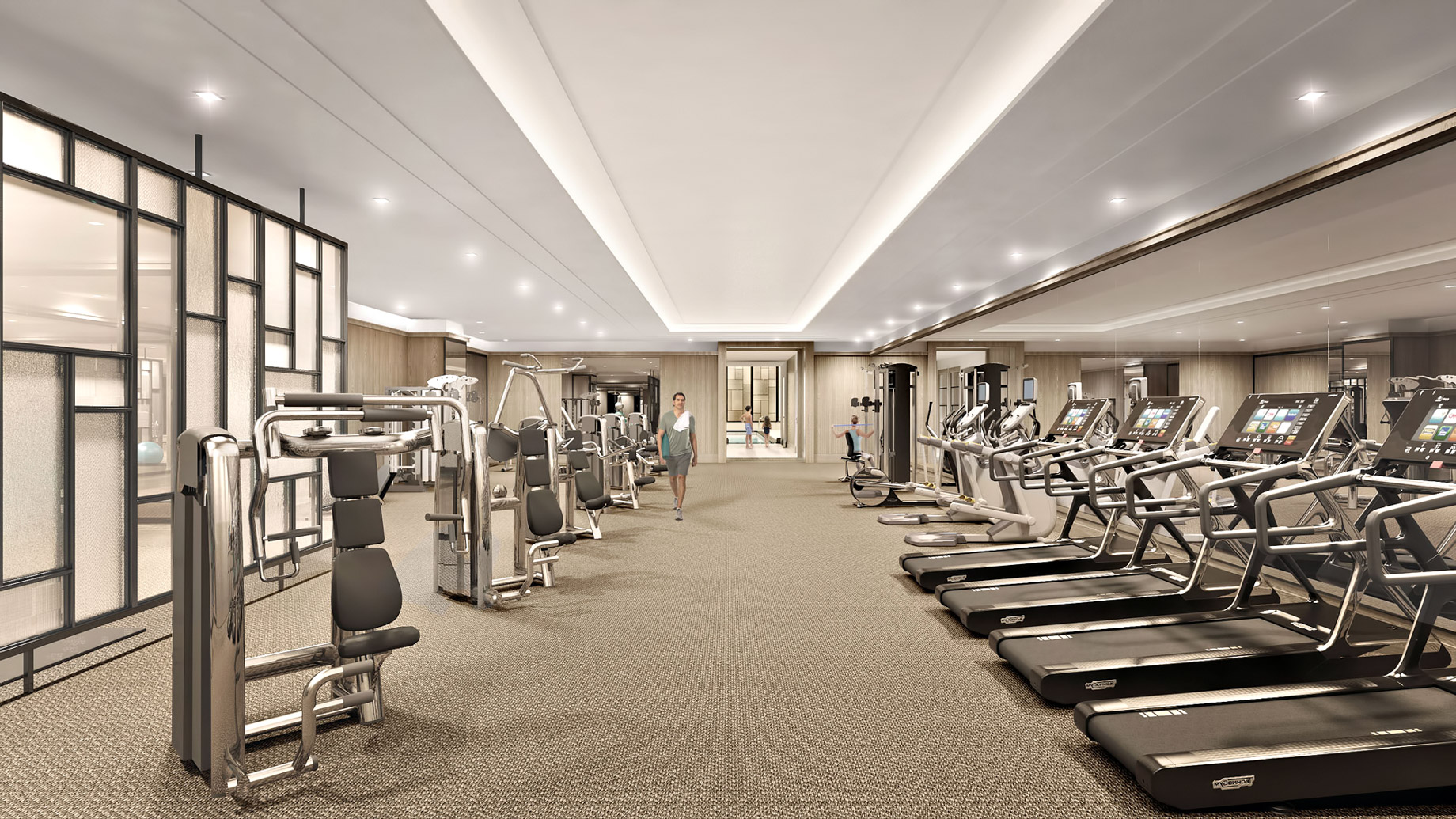 The Kent NYC - Fitness Center