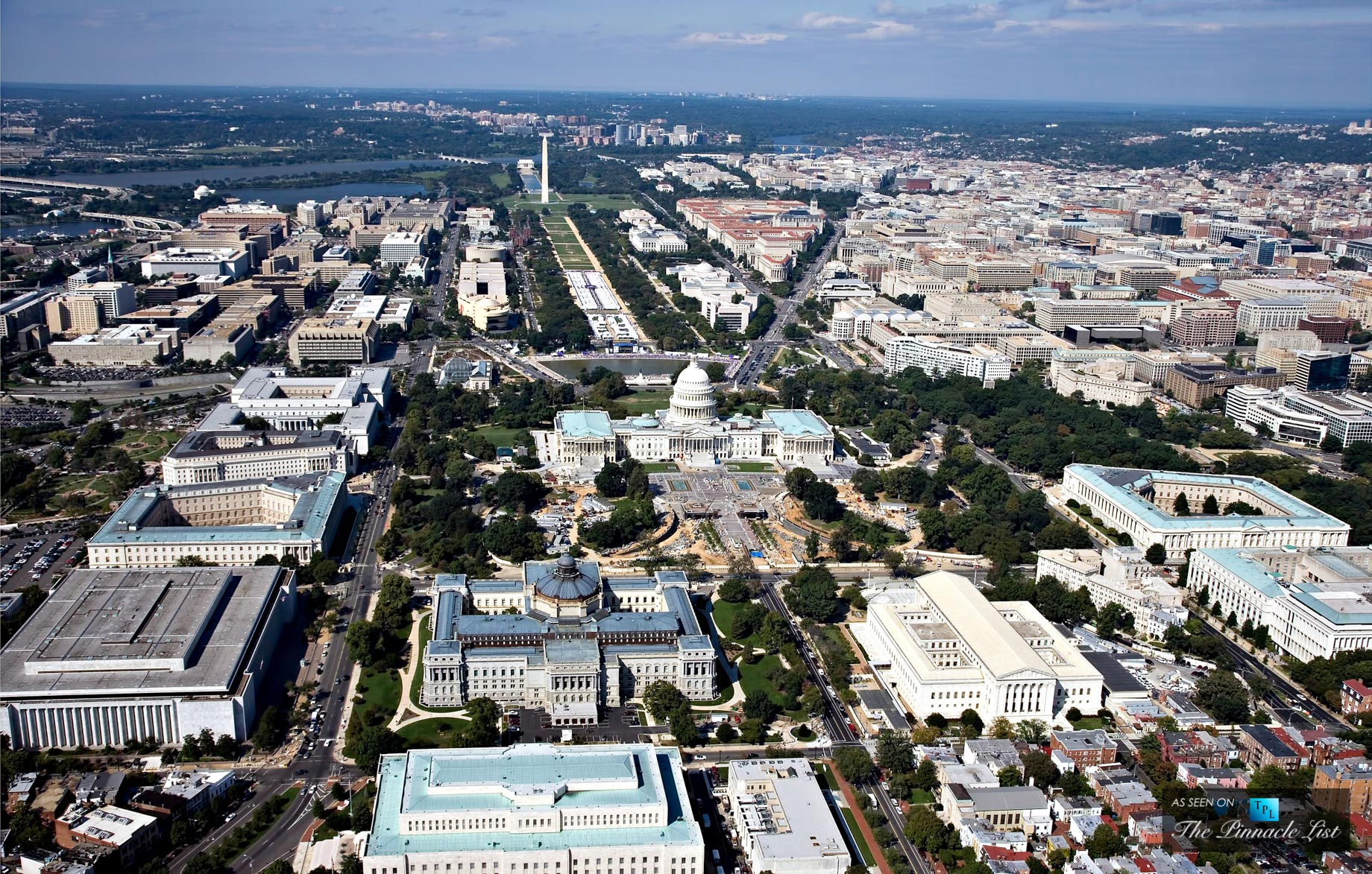 Washington, DC - Real Estate in the United States - Top 5 Most Expensive Regions to Live in America