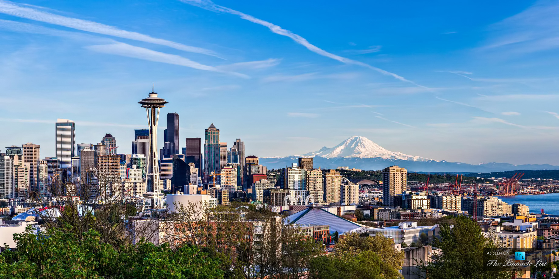 Seattle, WA - Real Estate in the United States - Top 5 Most Expensive Regions to Live in America