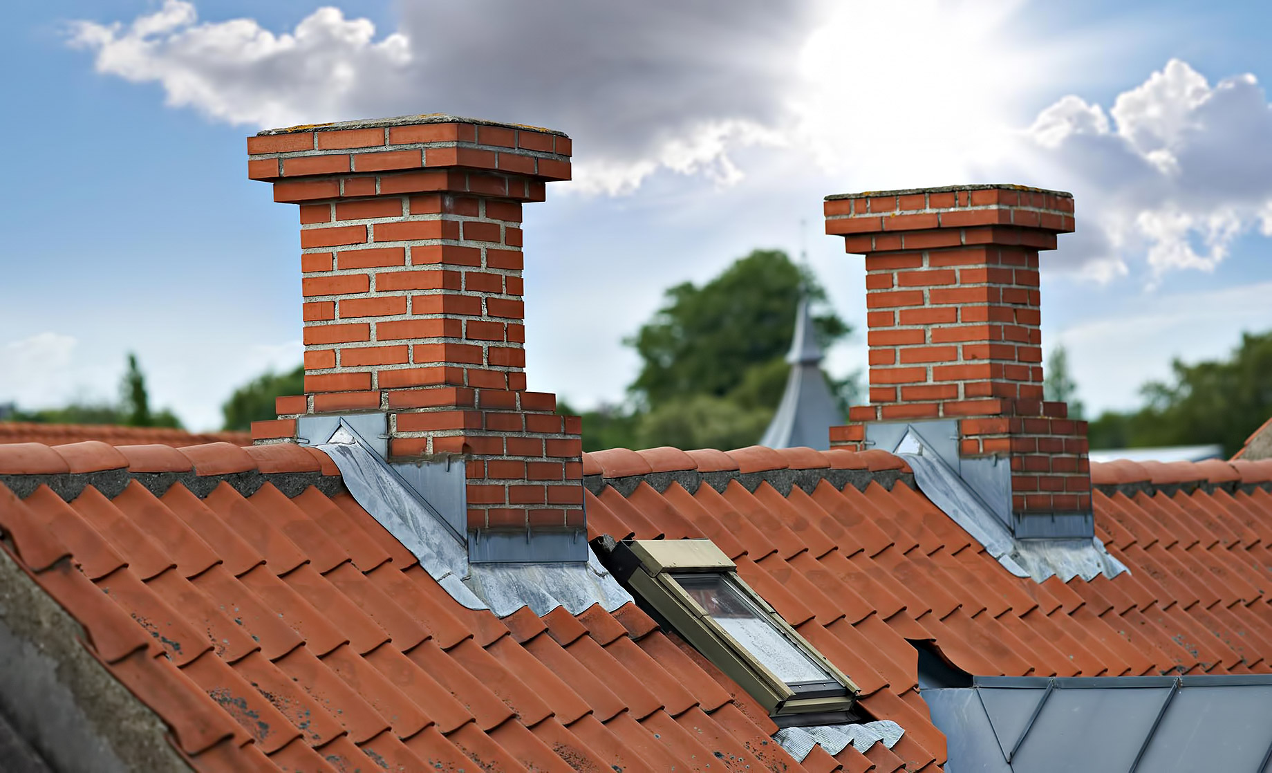 Chimney Repair and Maintenance - Home Renovation Tips - Fireplace Upgrade and Chimney Guide for Homeowners