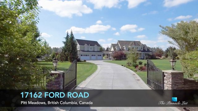 17162 Ford Rd, Pitt Meadows, BC, Canada - Luxury Real Estate - Video
