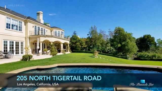 205 N Tigertail Rd, Los Angeles, CA, USA - Luxury Real Estate - Video