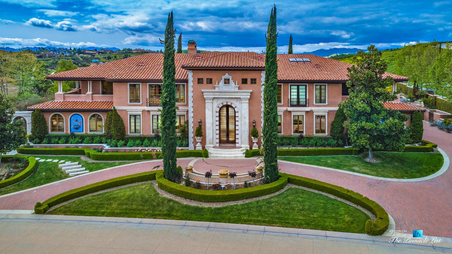 25241 Prado Del Grandioso, Calabasas, CA, USA