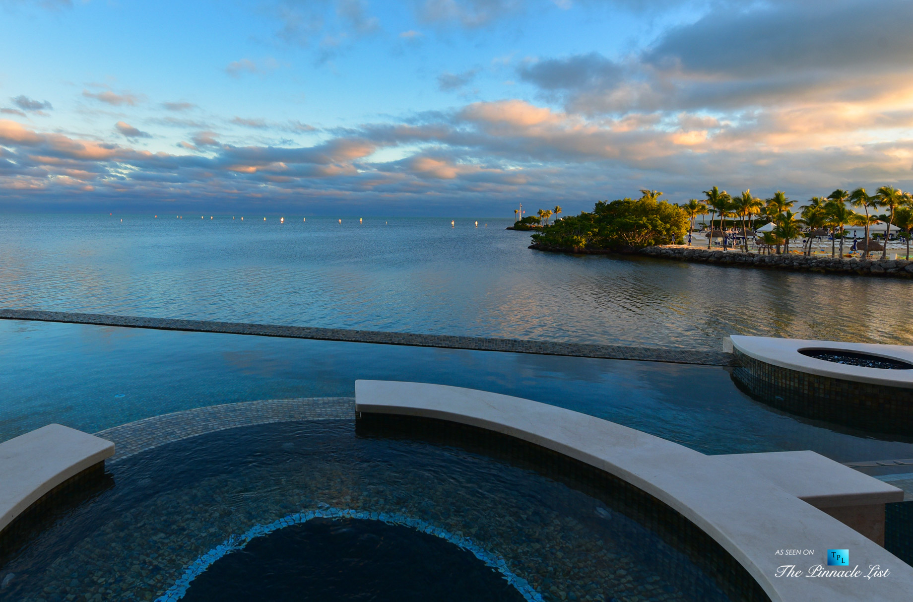 103 Andros Rd, Key Largo, FL, USA – Oceanfront Infinity Pool and Hot Tub – Luxury Real Estate – Ocean Reef Club Home