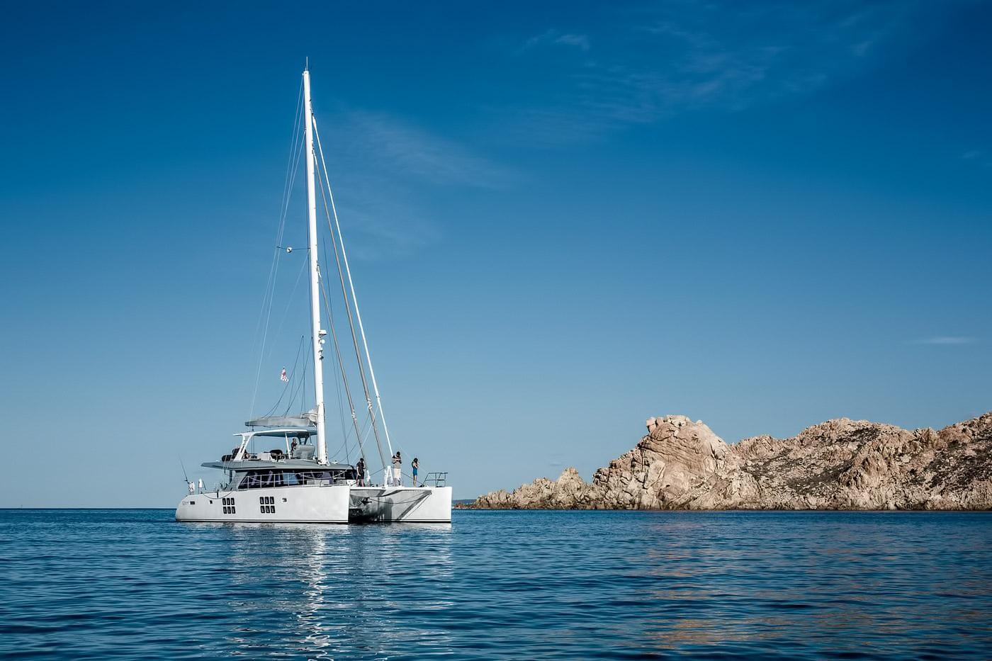 Sunreef 62 Custom Catamaran ADEA