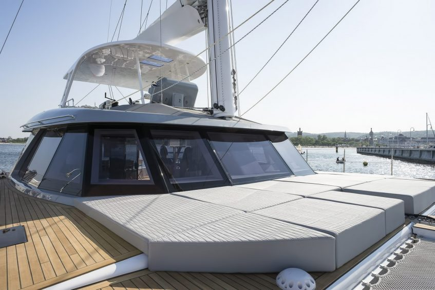 Sunreef 62 Custom Catamaran ADEA