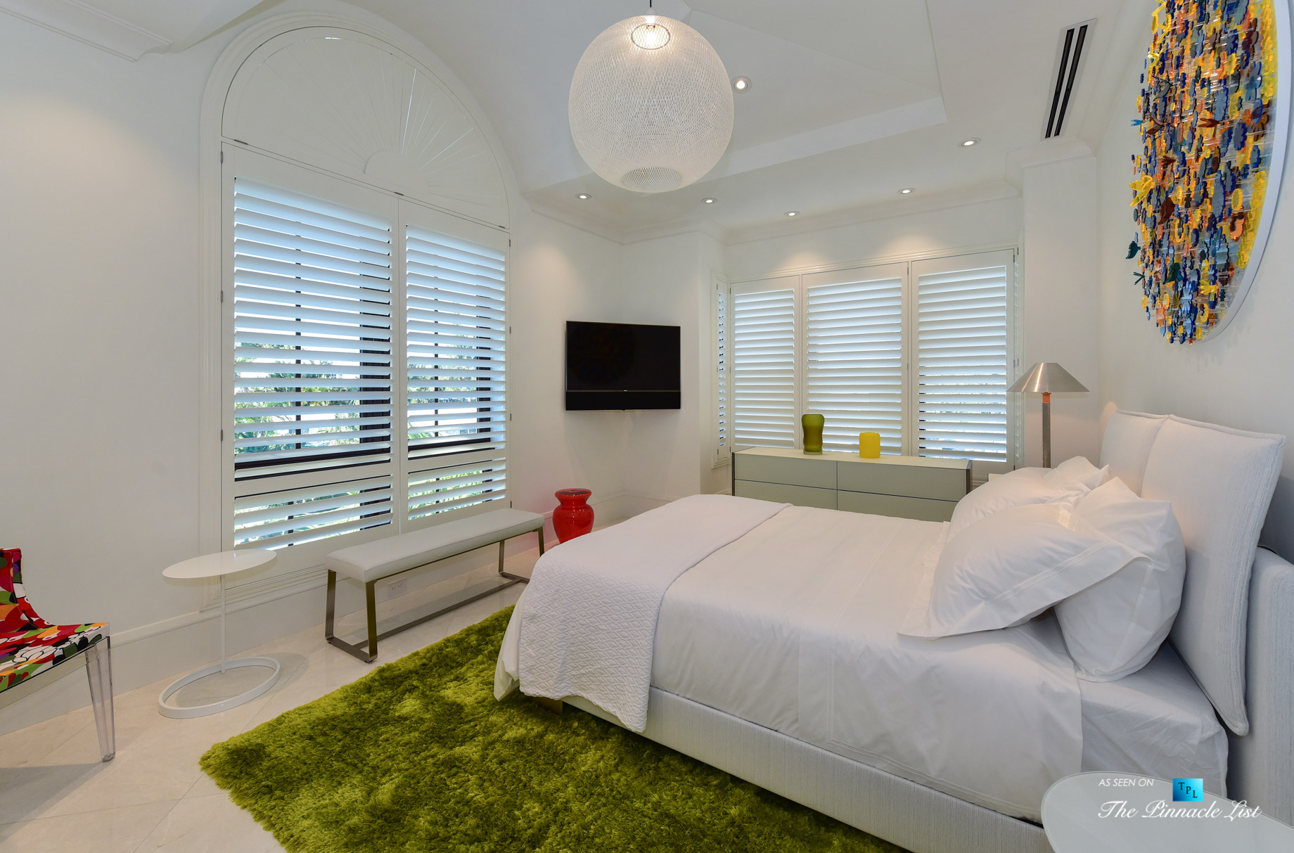 103 Andros Rd, Key Largo, FL, USA - Bedroom - Luxury Real Estate - Ocean Reef Club Home