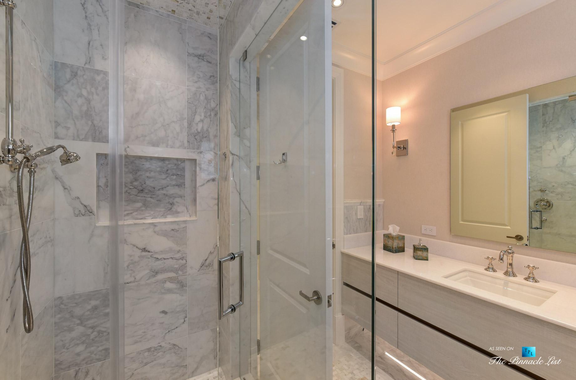 103 Andros Rd, Key Largo, FL, USA - Bathroom Shower - Luxury Real Estate - Ocean Reef Club Home