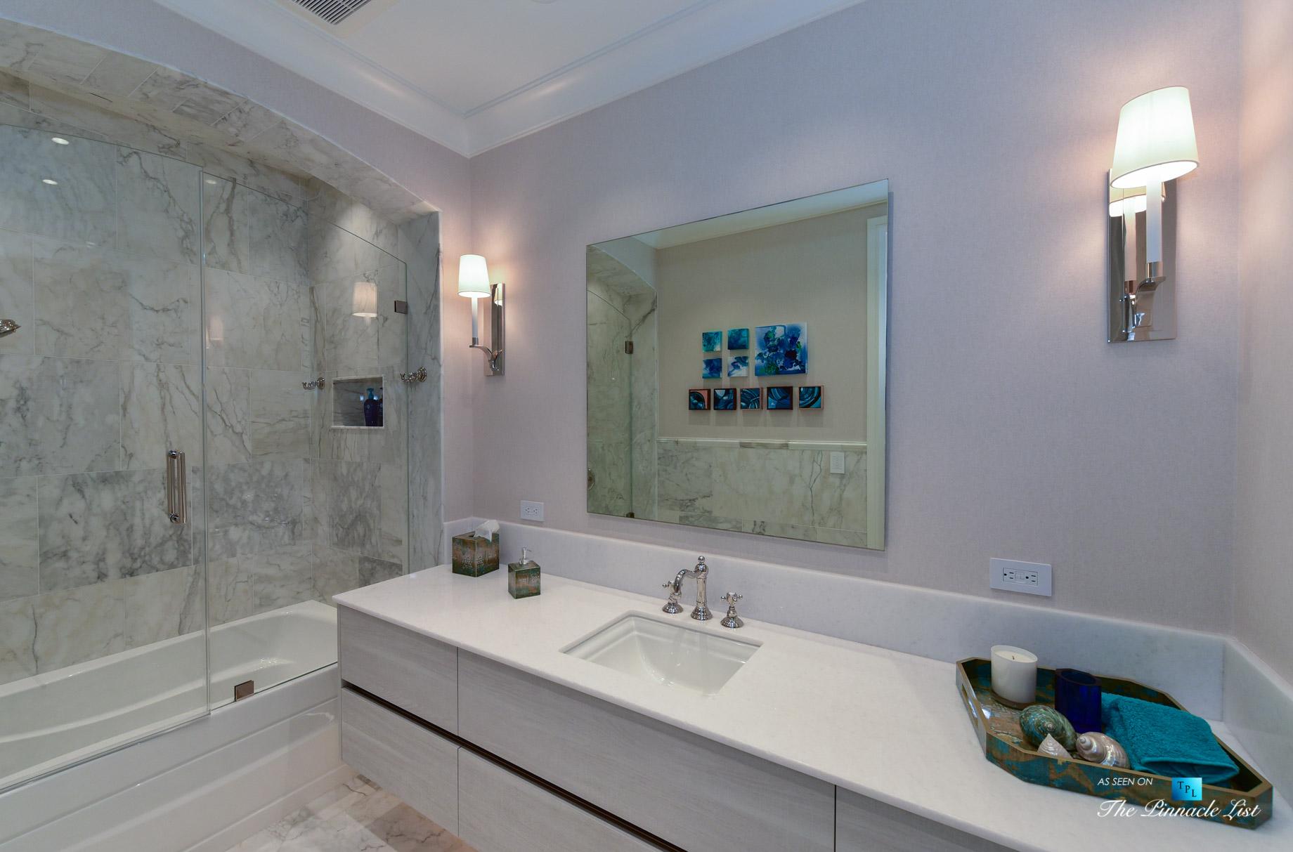 103 Andros Rd, Key Largo, FL, USA – Bathroom – Luxury Real Estate – Ocean Reef Club Home
