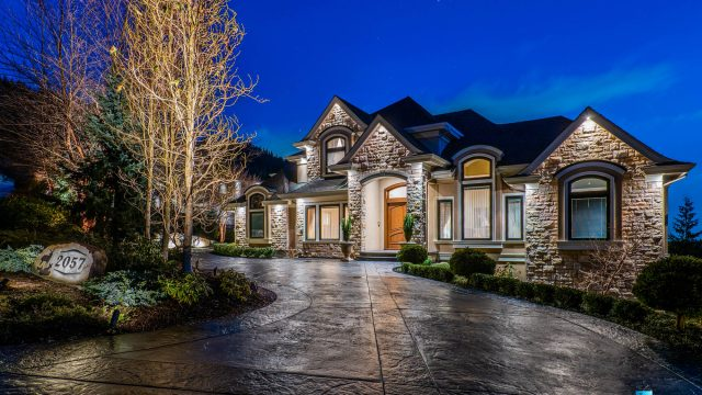2057 Ridge Mountain Drive, Anmore, BC, Canada - Pinnacle Ridge Estates House - Luxury Real Estate - West Coast Greater Vancouver Home