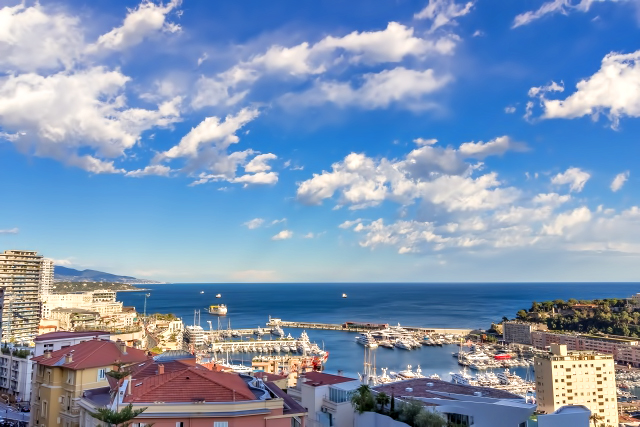 Monaco Palais Bosio – Rare 2 Bedroom Penthouse For Sale in Les Moneghetti District